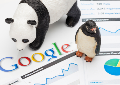panda-pingwin SEO SEM co to jest