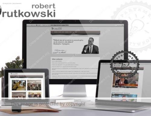 Robert Rutkowski strona personalna