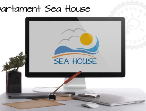 Sea House – logotyp