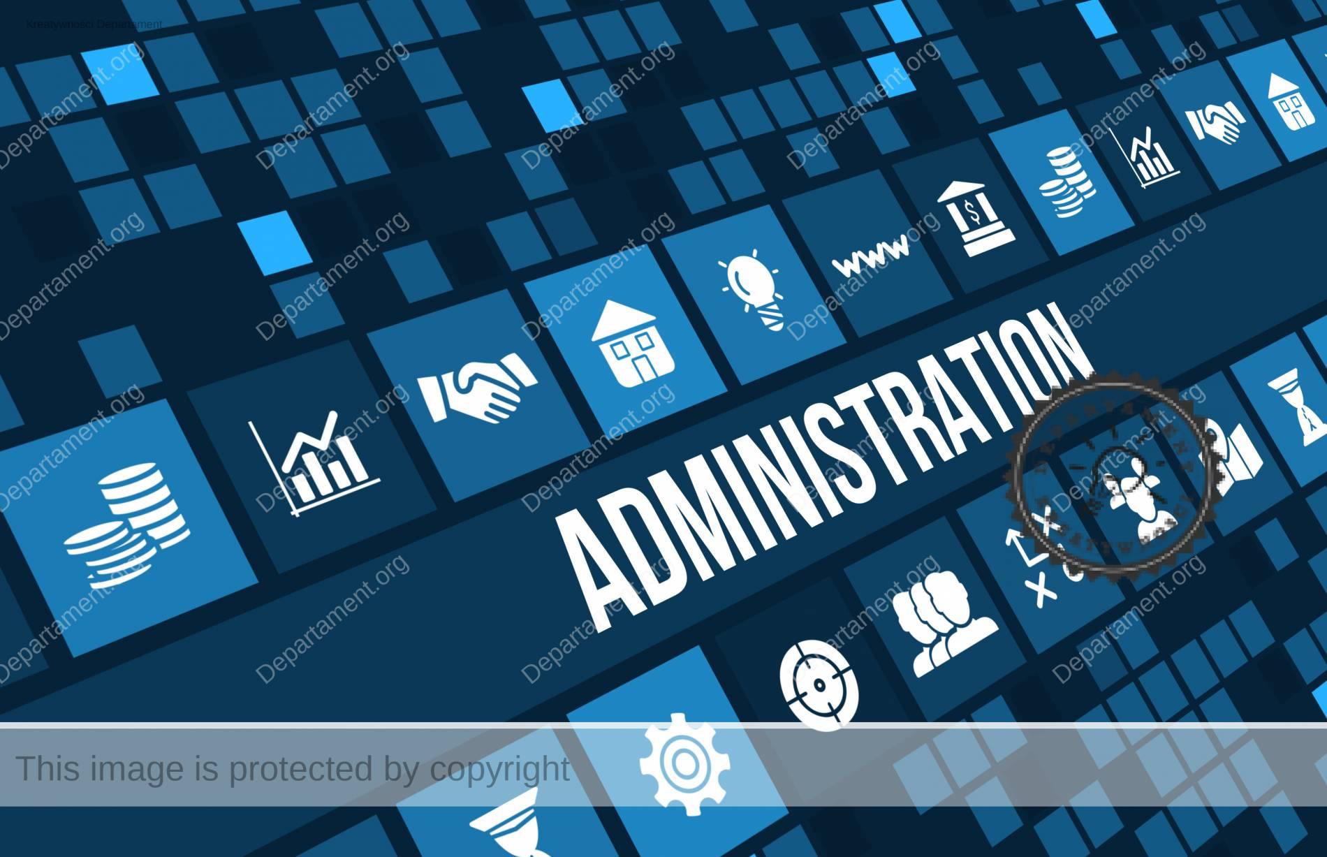 administracja i zarządzenie stronami www portalami internetowymi miast urzędów - departament kreatywności