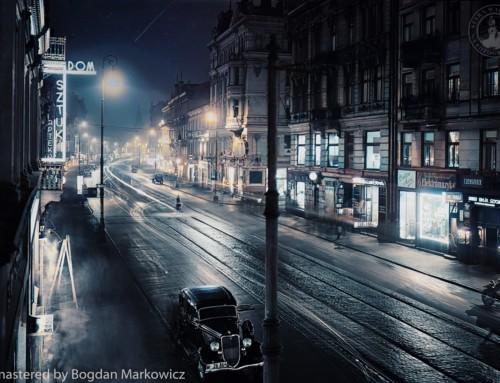 Koloryzacja retusz i remastering cyfrowy starych fotografii – nowa oferta w departamencie od nowego roku
